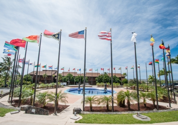 plaza of nations